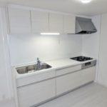 オアシスマンションプレジデント光ヶ丘 新設:システムキッチン