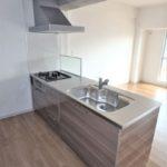 パラッシオ東雲 人気の対面式キッチンも新品ですd(・∀<)