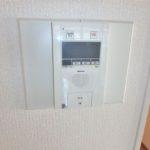 常磐CO-OPマンション 防犯に効果のあるTVモニター付きインターホン