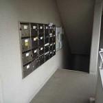 牛田東ハイツ メールボックス
