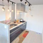 シーアイマンション広島 新設:システムキッチン