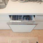 東区山根町新築 奥様の家事の負担を軽減する食器洗浄乾燥機