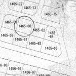 呉市焼山東2丁目土地 敷地面積236.51㎡(71.54坪)です。