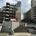 ヒューマンズプラザ青崎五番館 中庭