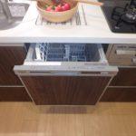 ヴェルパーク地御前 忙しい家事の負担を軽減する食器洗浄乾燥機