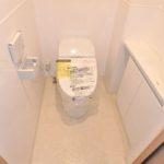 フローレンス東蟹屋グランドアーク 新設 お手入れラクラク♪タンクレスタイプのトイレは快適な使い心地です。19