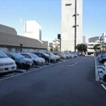 センチュリーパーク千田町中央棟 駐車場