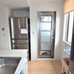 ハウスバーンフリート海田 キッチン横に勝手口があり家事導線がスムーズですd(・∀<)(外観)
