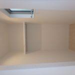 安芸郡府中町本町3丁目新築 2階洋室6.2帖にもウォークインクローゼットがついています♪