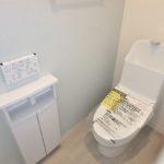安芸郡府中町本町3丁目新築 2階トイレ