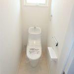呉市焼山宮ヶ迫1丁目新築 2階ウォシュレット付きトイレ