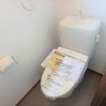 東区福田4丁目中古 2階ウォシュレット付きトイレ