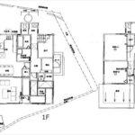 南区向洋本町中古 建物面積114.66㎡。5LDK+2納戸の間取です。(間取)
