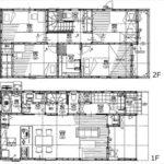 東区福田7丁目新築 建物面積112.74㎡。4LDK+WICの間取りです。(間取)