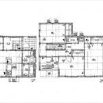 南区本浦町新築 建物面積106.81㎡。4LDKの間取りです。