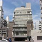 オアシスマンションプレジデント光が丘 外観。「JR広島駅」徒歩5分のマンションです!