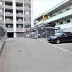 ハウスバーンフリート海田 敷地内駐車場