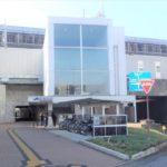 交通機関ーJR新白島駅