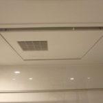 トーカンマンション山根町サウスウィング 衣類乾燥も可能な浴室換気乾燥機付き