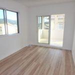 呉市焼山宮ヶ迫1丁目新築 洋室6.5帖。子供部屋にぴったりのお部屋です♪