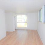 東区山根町新築 洋室11.2帖。お子様の成長に合わせてお部屋を区切ることも可能です。
