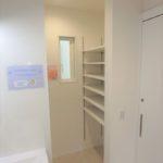 中区光南2丁目新築 1階洗面室には大容量の収納スペースつき☆
