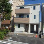 中区吉島新町1丁目 外観。令和元年10月末完成済みです!