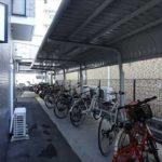 Jcity千田町 駐輪場