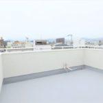 中区光南2丁目新築 眺めの良い広々スカイバルコニー