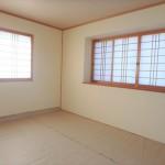 東区福田4丁目中古 2階和室6.0帖。心安らぐ落ち着きのある空間です♪