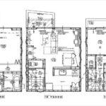 南区西霞町新築 建物面積104.49㎡。2LDK+2納戸の間取りです。