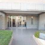 三篠公園パークホームズ エントランス入口
