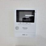 オアシスマンションプレジデント光ヶ丘 TVモニター付きインターホン