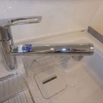 トーカンマンション山根町サウスウィング 浄水器一体型水栓
