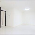 オアシスマンションプレジデント光ヶ丘 白を基調とした清潔感溢れるLDK