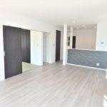 呉市焼山宮ヶ迫1丁目新築 LDKは18帖の広々スペースでお客様をお招きしてもゆったり寛げます!
