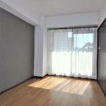 みゆきパークマンションB棟 洋室6帖②嬉しいエアコン付きです
