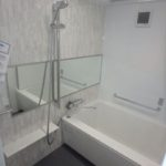 日商岩井光町ハイツ 浴室もリノベーションで一新♪
