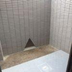 パークハイム牛田中 洋室5.2帖からテラスへ通じています