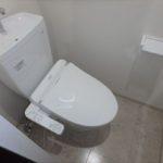 オアシスマンションプレジデント光ヶ丘 新設:ウォシュレット付きトイレ