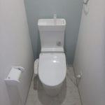 パラッシオ東雲 トイレもリフォームで一新♪