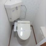 チサンマンション広島 快適なウォシュレット付きトイレ