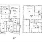 東区牛田本町4丁目新築 建物面積115.31㎡。4LDK+納戸の間取りです。