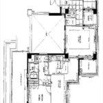 アーバンビュー翠マスターズハウス 専有面積109.28㎡。2LDKの間取りです。