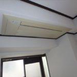 パークハイム牛田中 LDにエアコンが設置されています♪