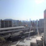 長寿園マンション バルコニーからの眺望