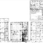 中区竹屋町中古 建物面積564.11㎡の中古売ビルです。(間取)