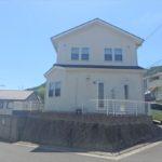 安佐南区山本新町5丁目中古 外観。平成23年7月完成の中古戸建住宅です。