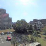 みゆきパークマンションB棟 バルコニーからの眺望