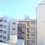 オアシスマンションプレジデント光ヶ丘 バルコニーからの眺望